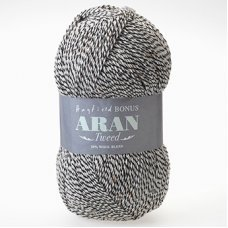 Hayfield Bonus Aran Tweed