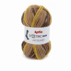 Katia Jacquard Symmetric Socks Yarn