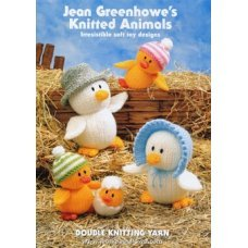 Jean Greenhowe's Knitted Animals