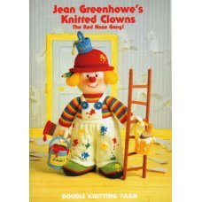Jean Greenhowe's Knitted Clowns