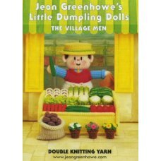 Jean Greenhowe's Little Dumpling Dolls - Village Men