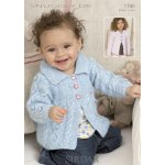 Babies Cardigans & Jackets in Snuggly Dk 50g (1780)