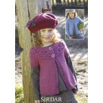 Children Cardigans in Supersoft Aran (2259)