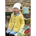 Children Cardigans in Supersoft Aran (2303)