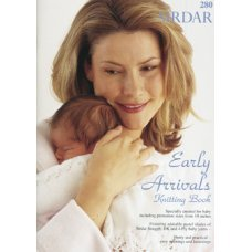 Early Arrivals Knitting Book 280