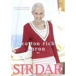 Cotton Rich Aran pattern book (481)