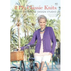 4ply Classic Knits - Cotton 4 ply (483)