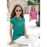 Womens Tops in Sirdar Cotton DK (7079)