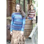 Womens sweaters in Sirdar Hush (7097)