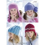 Woman & Children Scarves Hats & Gloves in Big Softie (9196)