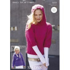 Womens & Childrens Sweaters in Big Softie (9356)