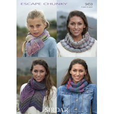 Womens Accessories in Escape Chunky (9459)