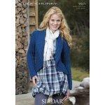 Womens Jackets in Click Chunky with Wool (9501)