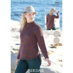 Womens Sweaters in Click Chunky with Wool (9864)