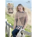 Sweaters in Sirdar Freya (9883)