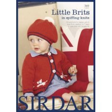 Little Brits in spiffing knits 369