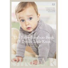 The Baby Bamboo Book of Trendy Little Knits 414