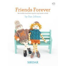 Friends Forever Toy Book 473