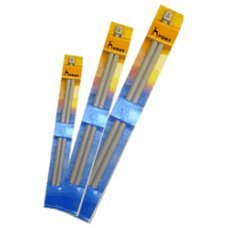 Pony Single Point Plastic Knitting Needles - 25cm